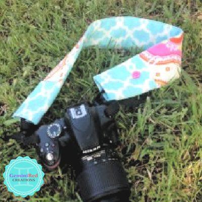 DSLR Padded Camera Strap Cover