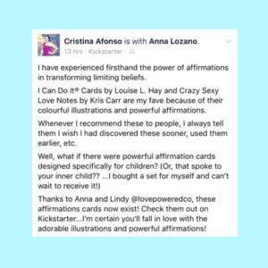 Love Powered Littles {Small Business Spotlight}
