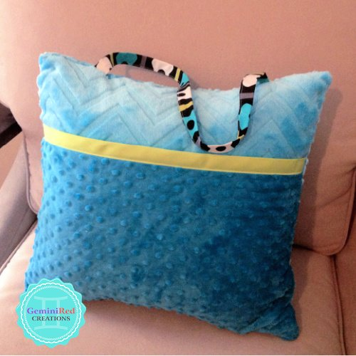 Minky Pillow Covers {Made to Order}