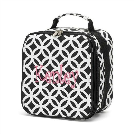 Insulated Personalized Lunch Bag