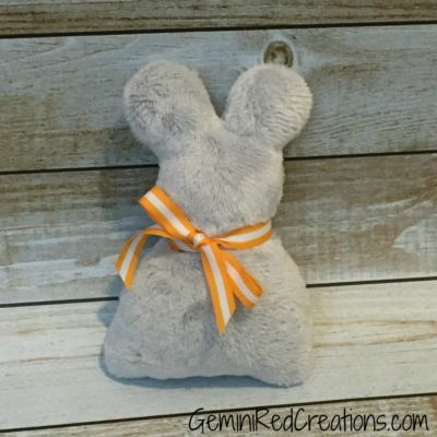 Mini Bunny Minky Softie