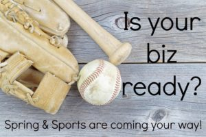 Is your Biz ready for the next round of Holidays?