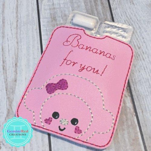 Monkey Gum | Gift Card Sleeve
