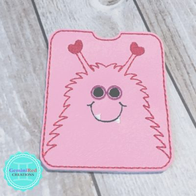 Little Monster Gum | Gift Card Sleeve