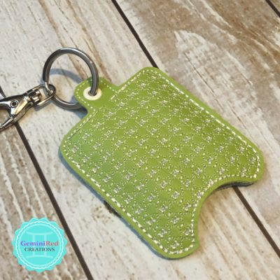 Flower Motif Sanitizer Holder
