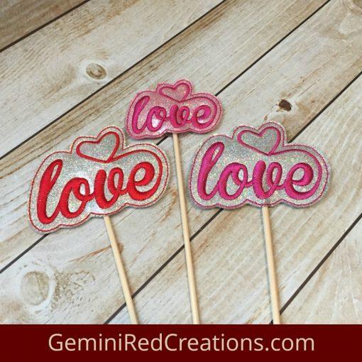 Love Flashing Wand