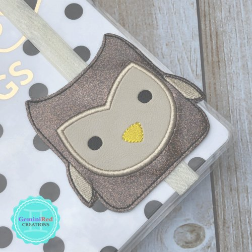 Square Owl Book Band