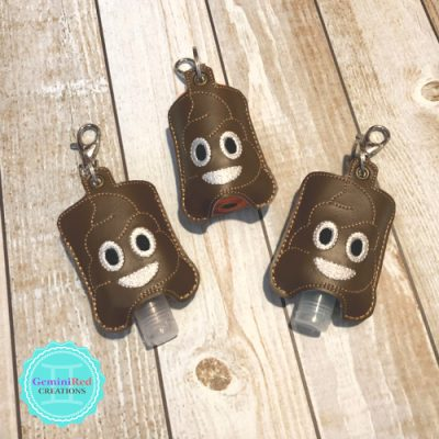Oh Poop! Sanitizer Holder