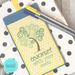 Pocket Customized Planner Book Band