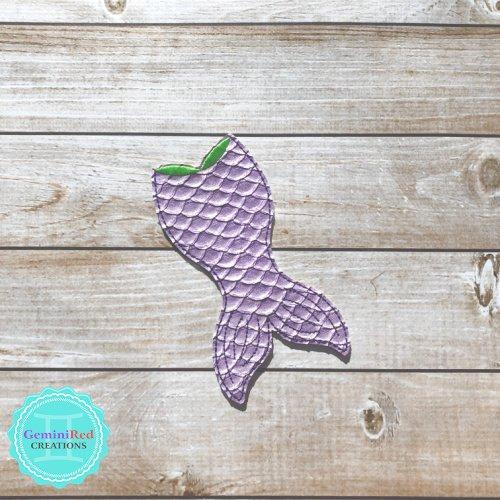 Mermaid Tail Popsicle Holder
