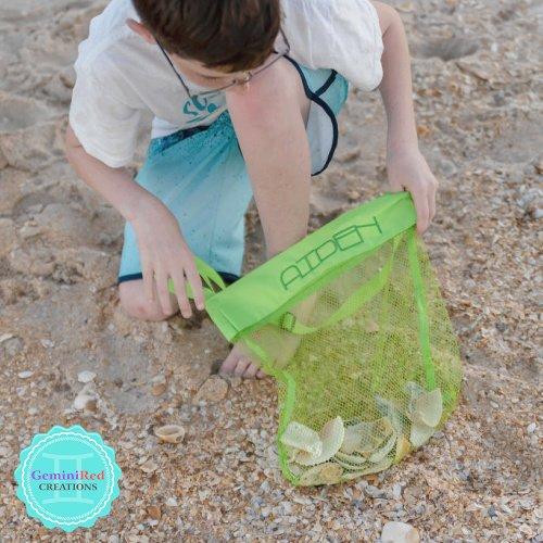 Shell Collecting Bag