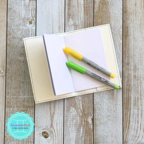 Sunflower Notebook Cover