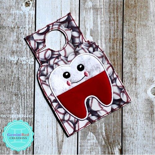 Tooth Pocket Door Hanger