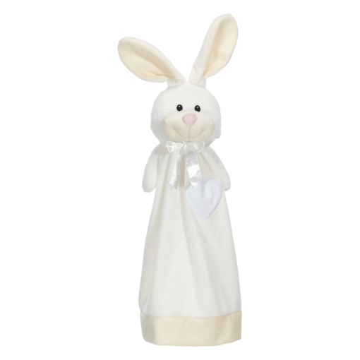 Bunny Buddy Lovey Blanket