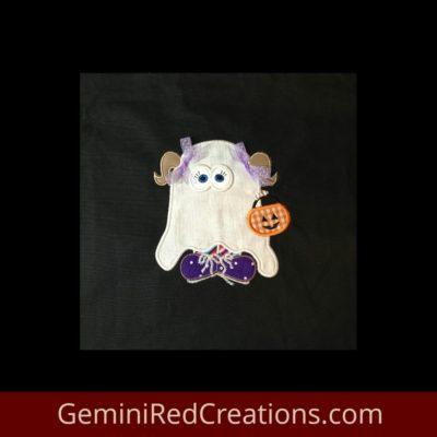Halloween Bag Glow in the Dark Ghoul