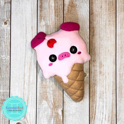 Ice Cream Wild Cherry Piggy