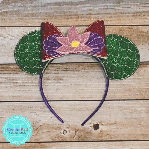 Mermaid Mouse Ears