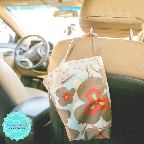 Reusable Car Litter Bag