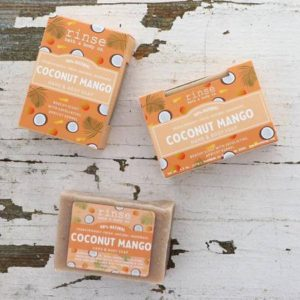 Rinse Bath & Body – Coconut Mango Soap