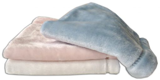 Microfleece Mini Cuddle Blanket