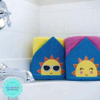Hooded Beach / Bath Towel