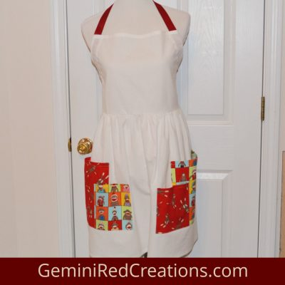 Handmade Full-Length Apron