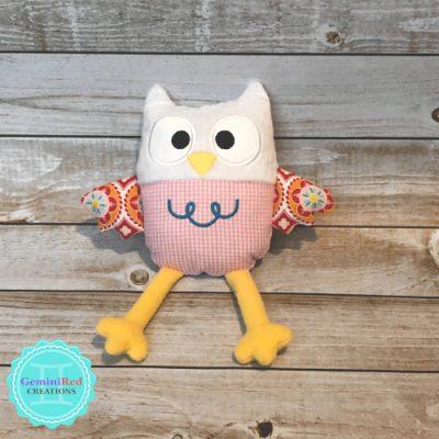 Owlisson Owl Stuffie