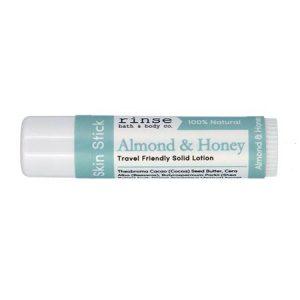 Rinse Bath & Body – Almond & Honey Skin Stick