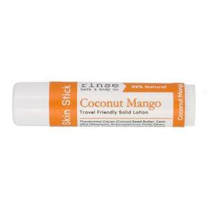 Rinse Bath & Body – Coconut Mango Skin Stick