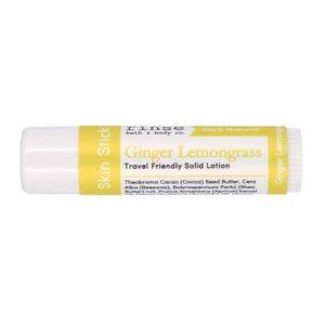 Rinse Bath & Body – Ginger Lemongrass Skin Stick