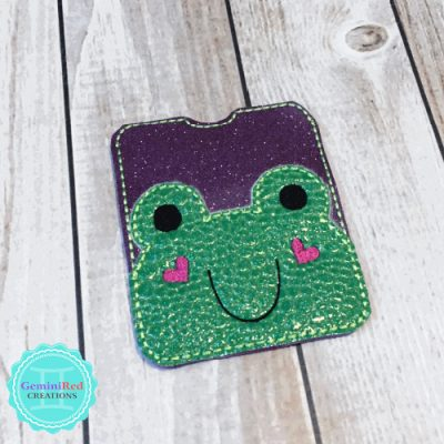 Frog Gum | Gift Card Sleeve