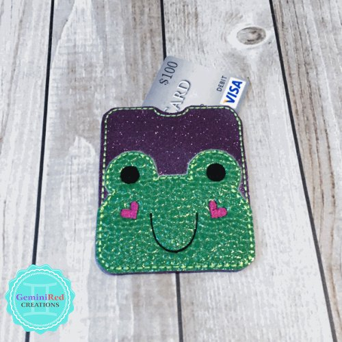 Frog Gum | Gift Card Sleeve