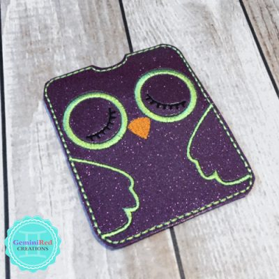 Owl Gum | Gift Card Sleeve